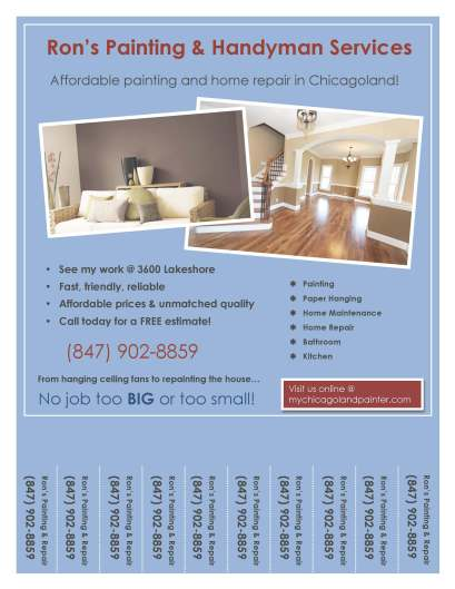 My Chicagoland Painter